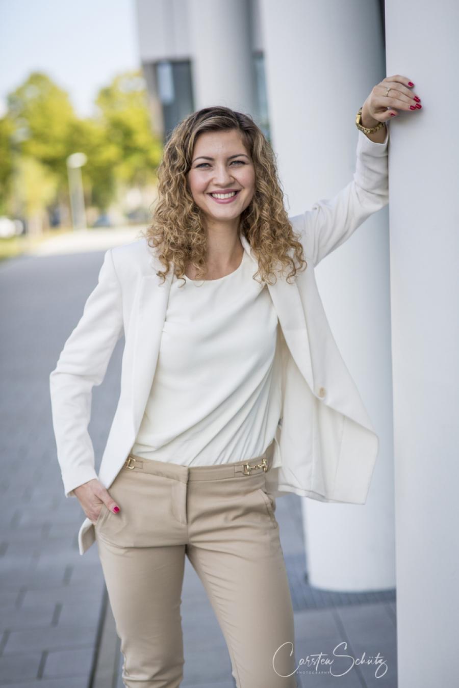 Professionelle Bewerbungsbilder Augsburg